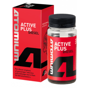 Atomium Active Diesel PLUS (aditívum pre naftové motory nad 50 000 km)