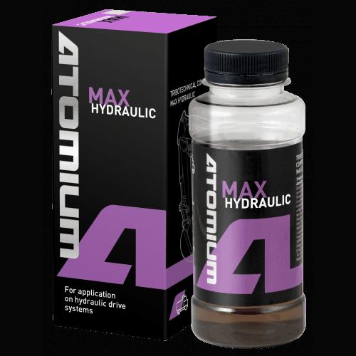 Atomium MAX Hydraulic (aditívum pre hydraulické pohony a ťažké mechanizácie)