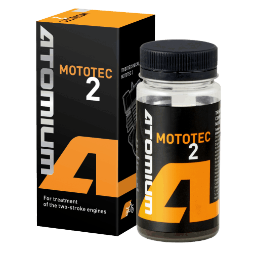 Atomium Mototec 2 (aditívum pre 2 taktné motory motocyklov)